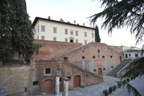 Villa di Cerreto Guidi 1